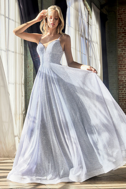 Stardust Gown Light Blue