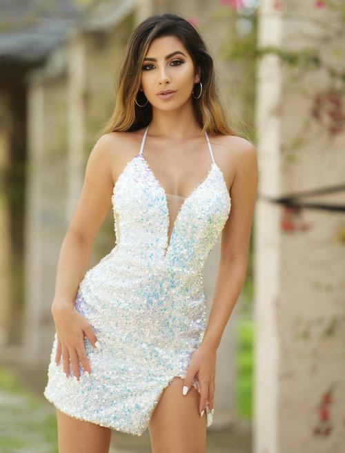 Confetti Mini Dress