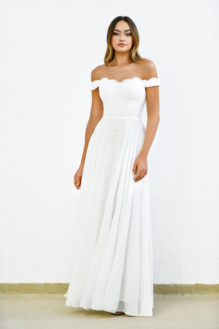 Helena Gown - WHITE