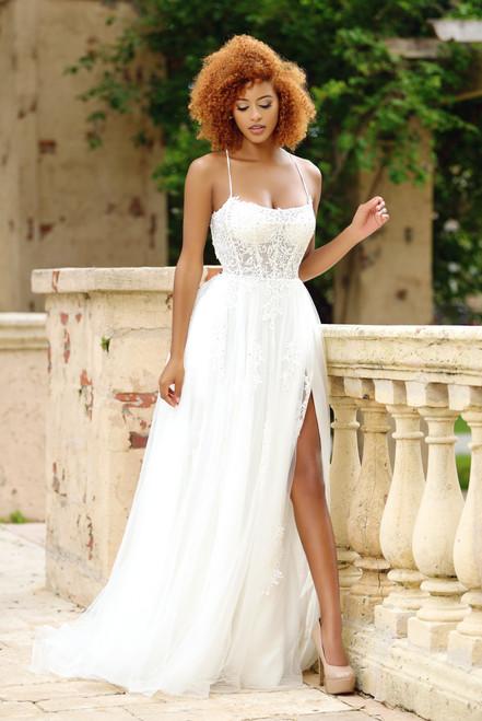 Alisha Gown - IVORY