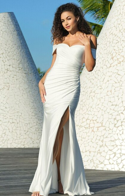 Freya Gown - WHITE
