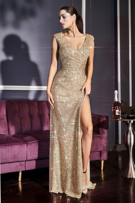 moscow gown gold from lady black tie