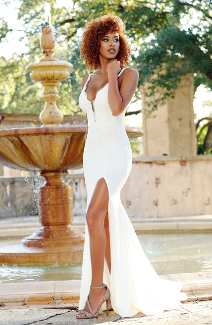 Anastasia Gown - Off White