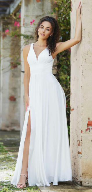 Kinsley Gown - Off White