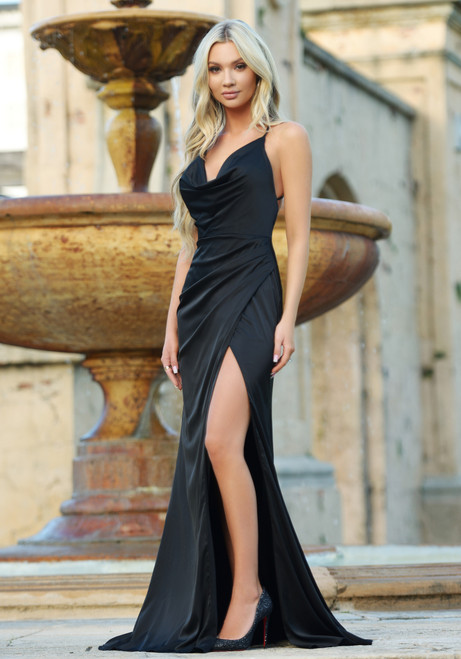 Tiana Gown - Black