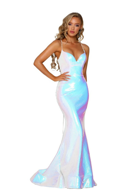 Style PS6355 Multi Color by Portia and Scarlett from Lady Black Tie