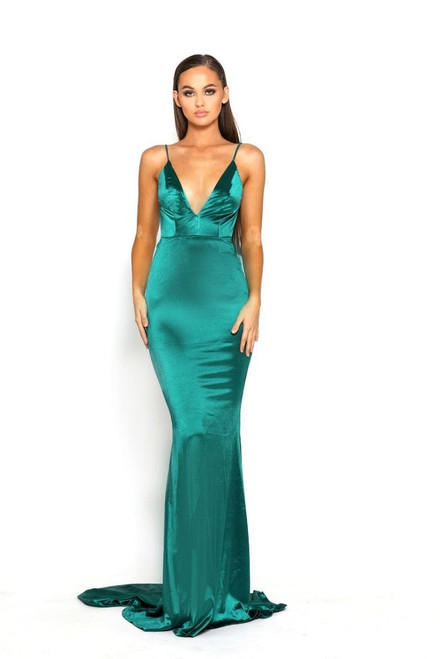 Style 1934 Emerald Green by Portia and Scarlett from Lady Black Tie