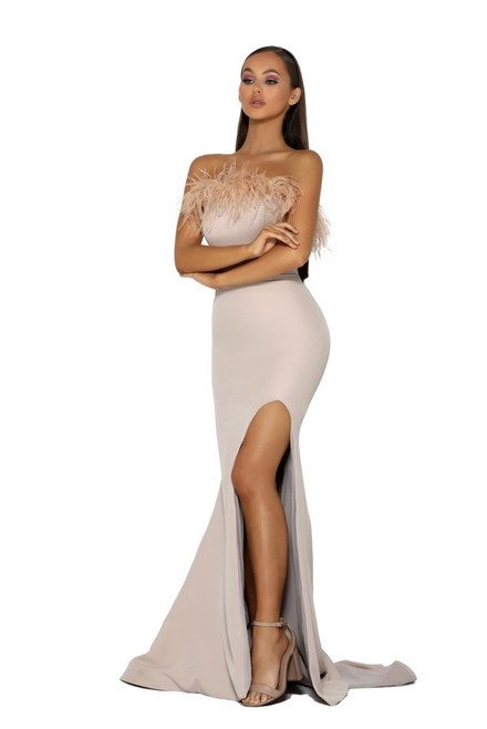 Style PS2026 Stone by Portia & Scarlett from Lady Black Tie