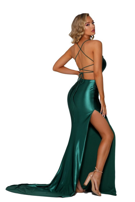 Style PS6306 Emerald Green by Portia & Scarlett from Lady Black Tie