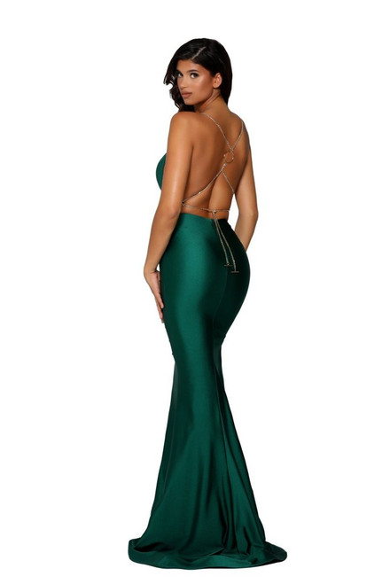 Style PS6319 Emerald by Portia and Scarlett from Lady Black Tie