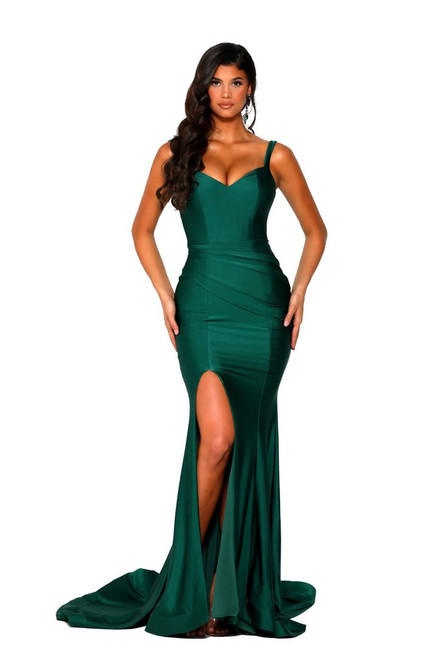 Style PS6339 Emerald Green by Portia & Scarlett from Lady Black Tie