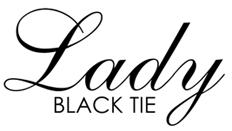 Lady Black Tie