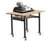Clicker 1500 Die Cutting Press W/ Stand & Air Accumulator