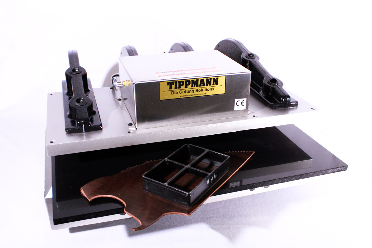 Clicker 1500 Die Cutting Press: