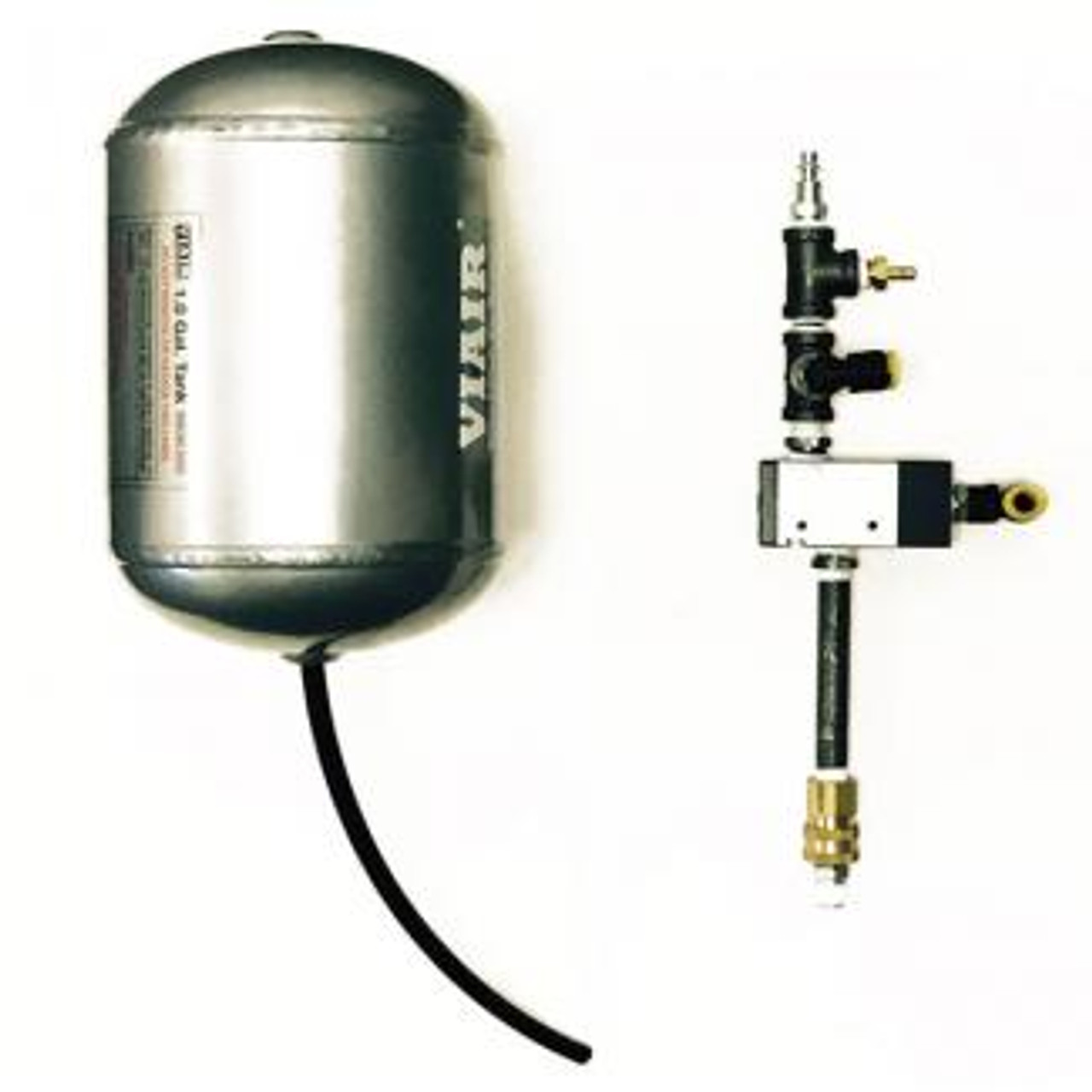 Clicker 1500 Air Accumulator