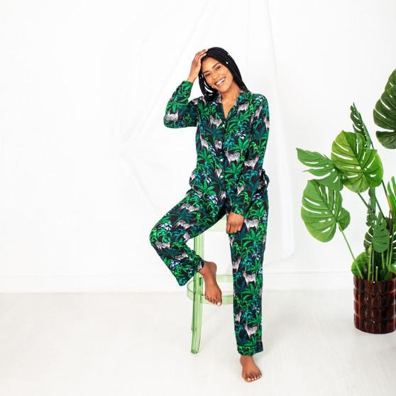 Ziggy- Long Pyjama Set