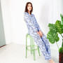 Zara- Long  Pyjama Set