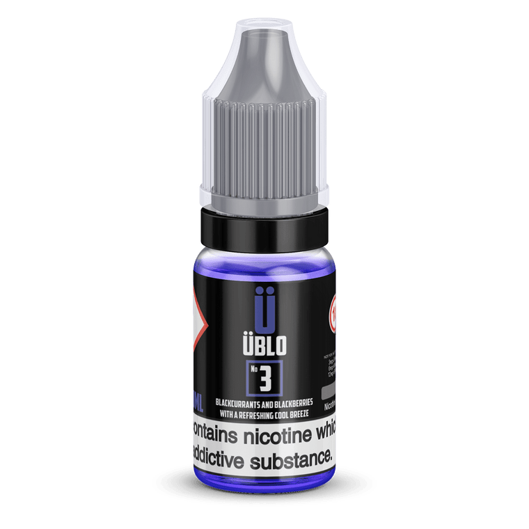 Ublo No3 Eliquid 10ml