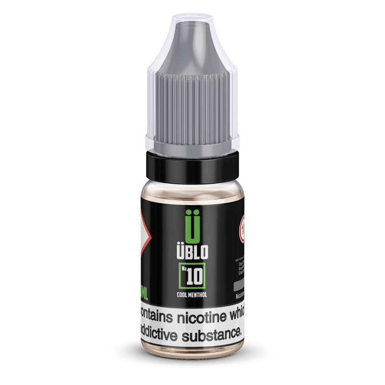Ublo No10 Eliquid 10ml