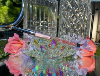Pink Crystalline Core 3D #4 Brush