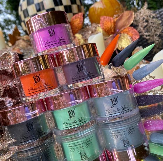 Halloween Collection Bundle half ounce jars