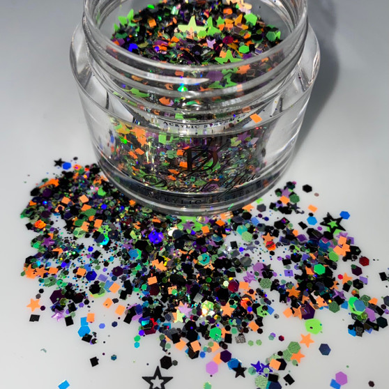 Witch Please Glo Glitter