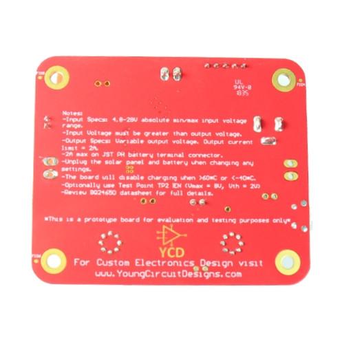 LiIon LiFePO4 MPPT Solar Charger
