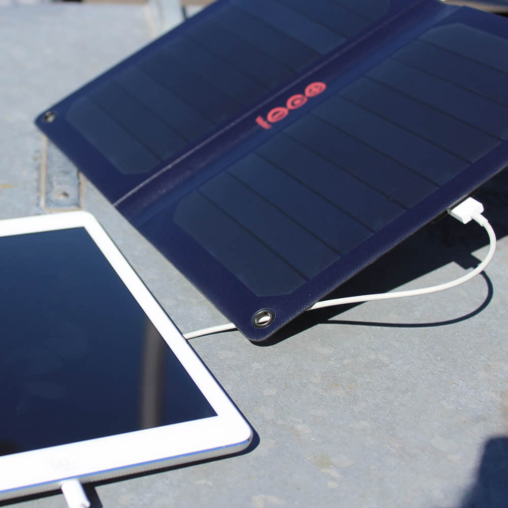 solar charger for iPad Air 2