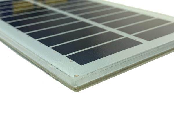 Custom Glass Solar Panel