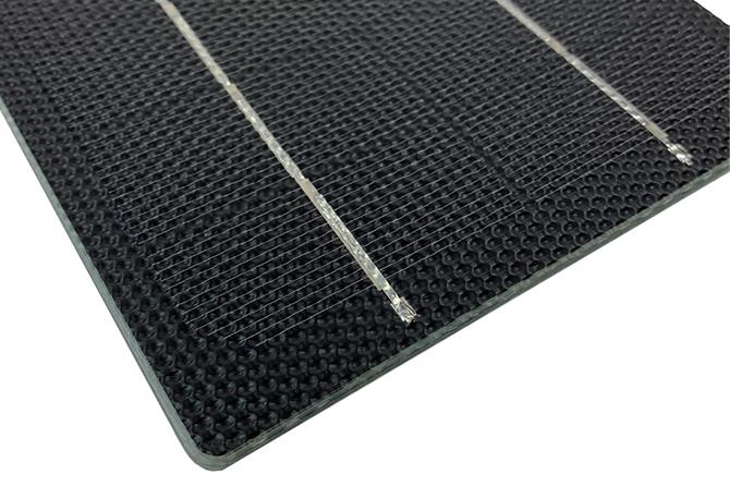Small ETFE Solar Panel