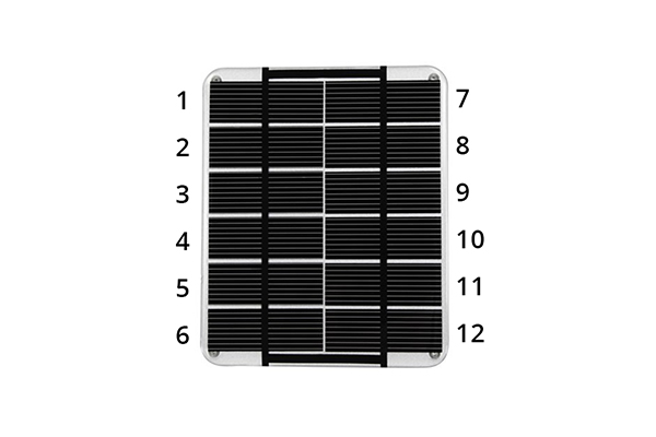 Custom Solar Panel Voltage