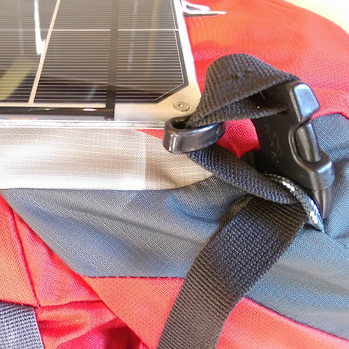 Solar Panels for hike and climb