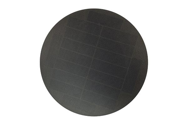 Custom Solar Panel Round