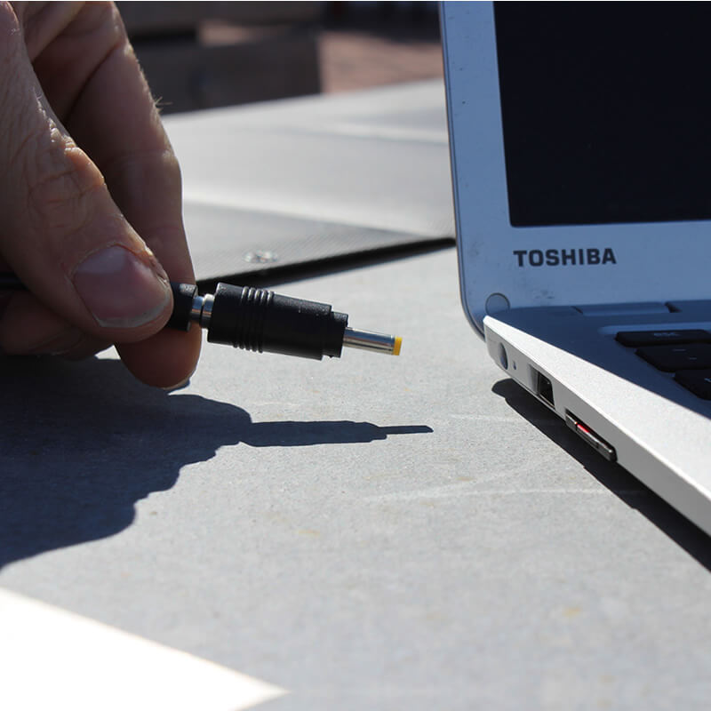 Adapter for laptop