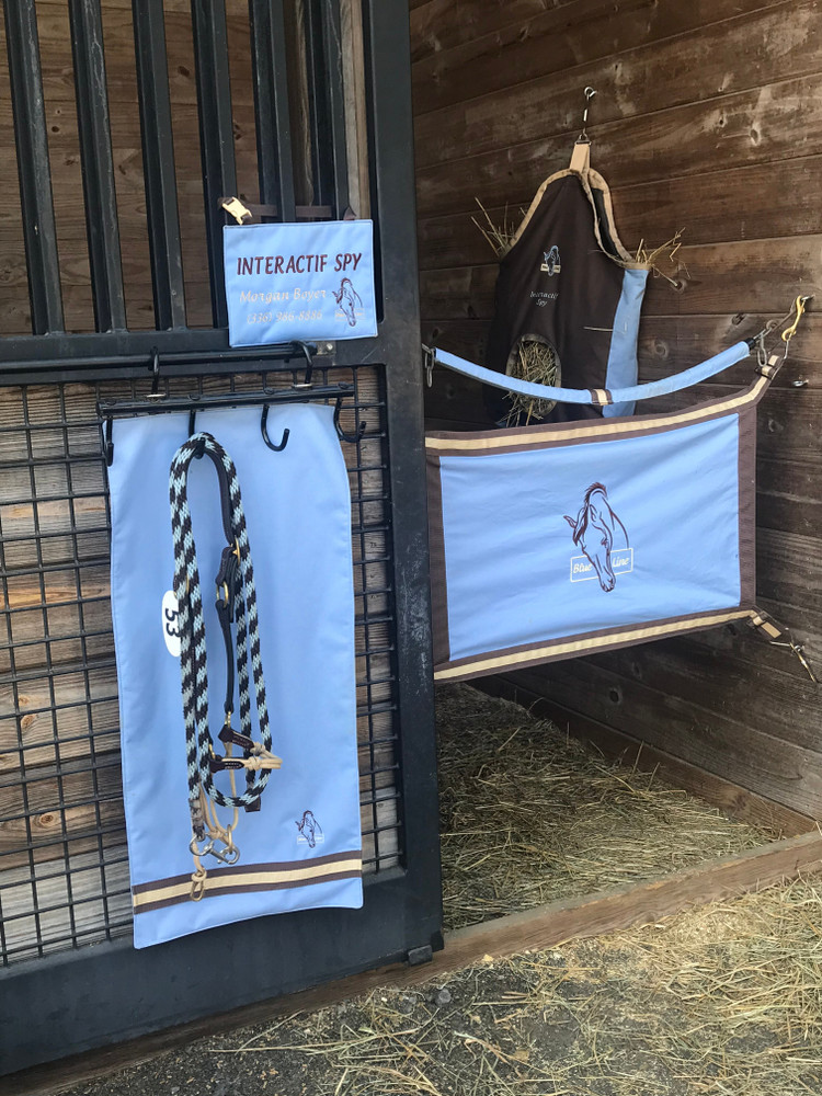 Stall Chain Cover
