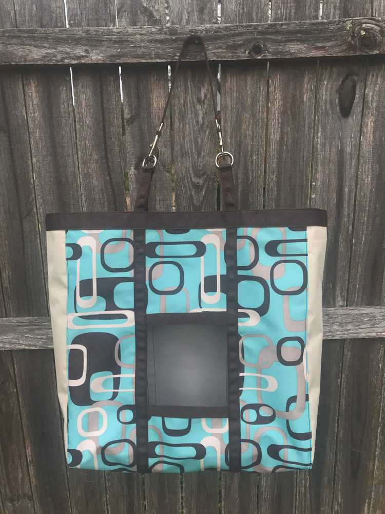 Patterned Deluxe Hay Bag