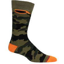 The Hunter - Camo, Pocket Socks, Mens