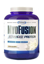 Gaspari Nutrition Myofusion Advanced - Vanilla Ice Cream, 4 Lbs