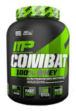 MusclePharm Combat 100% Whey Protein Powder - Strawberry, 5 Lbs