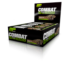 MusclePharm Combat Crunch Bar - Chocolate Cake (12 Bars In A Pack)