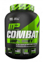 MusclePharm Combat 100% Whey Protein Powder - Vanilla, 5 Lbs