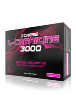 XCORE Nutrition Xtreme L-Carnitine 3000 mg (20 shots)