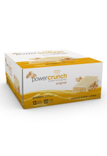 Power Crunch Protein Bar - Peanut Butter Cream (12 Bars)