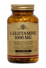 SolgarL Glutamine 1000mg - 60 Tabs