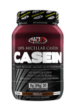 4DN - 4 Dimension Nutrition 100% Casein Protein Powder - Chocolate, 2 Lbs