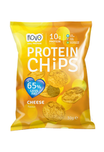 Novo Protien Chips Cheese Flavour 30Gms