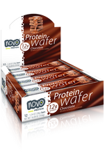 Novo Protein Wafer Bar 38Gm Chocolate