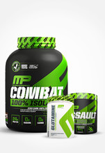MusclePharm Stack - All Day Stack + Free Protein Bar