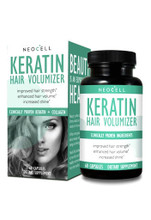 Keratin Hair Volumizer 60 Caps