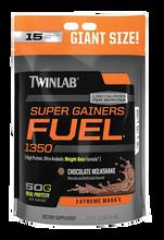 Twinlab Super Gainer Fuel 12Lb Bag Chocolate